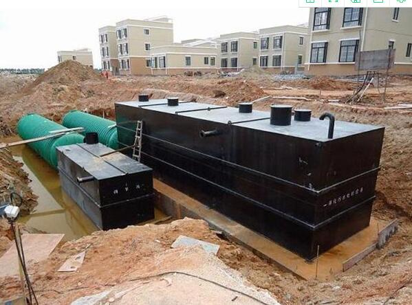 景区一体化污水处理设备
