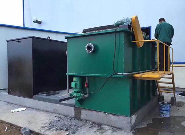 地埋式農村污水處理設備