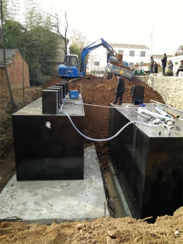 醫院地埋廢水一體化設備