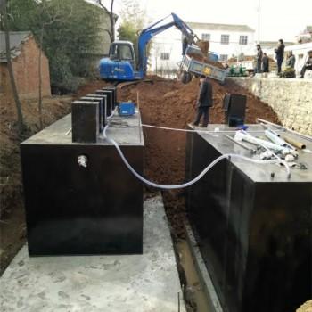 医院地埋废水一体化设备