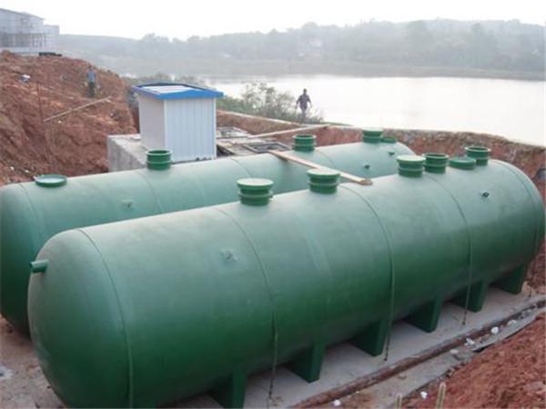 醫院地埋專業一體化污水處理設備