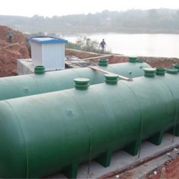 医院地埋专业一体化污水处理设备
