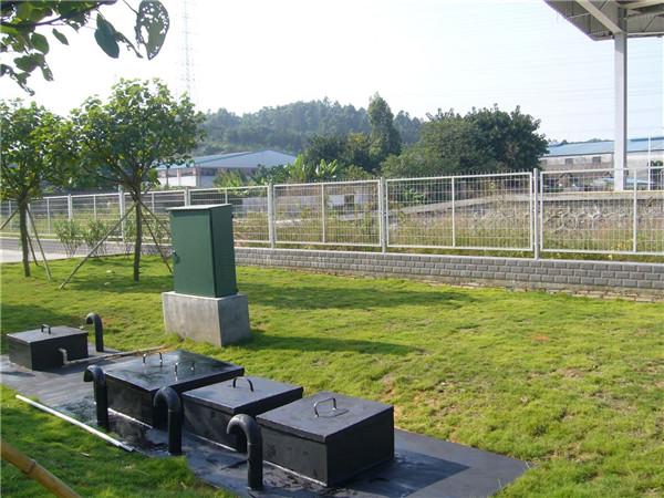地埋農村污水處理設備