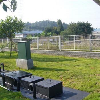 地埋农村污水处理设备
