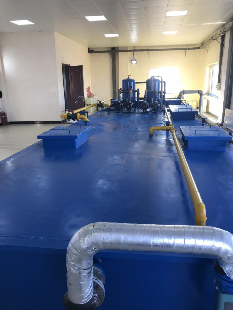 地埋一体化高浓度污水处理设备