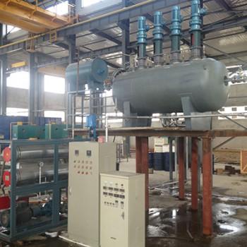 钼矿湿法冶金连续反应中试设备