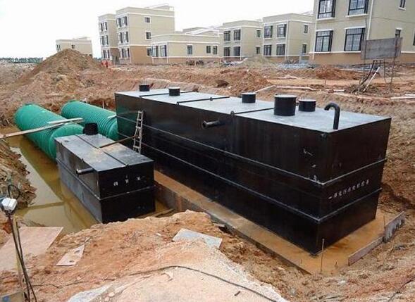 地埋一體化污水處理設備