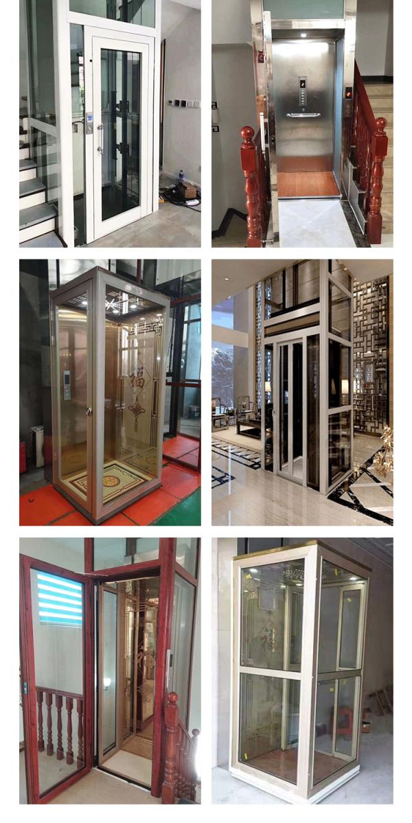 别墅电梯5